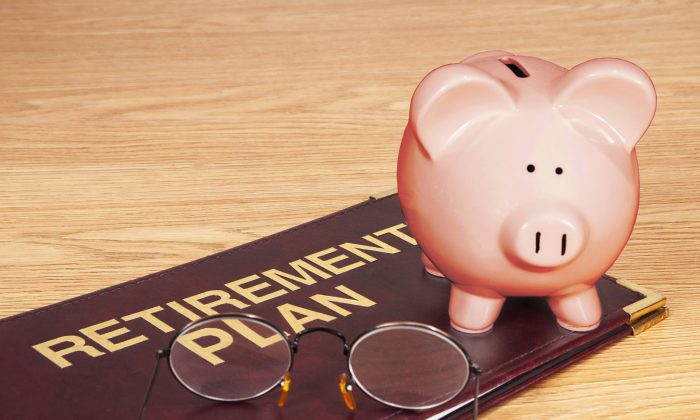 It is highly recommended to start saving for retirement as soon as you are working full time. (Fotolia)