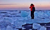 'Icequake' Sensors Track Tidewater Glacier Melt