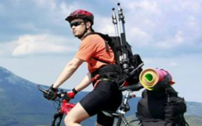 Conquer forest and mountain paths with ease on your bike by installing the Gripfast stem shock absorber. (Fotolia)
