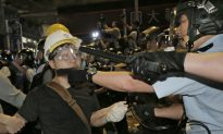 Hong Kong Police Arrest 116 at Occupy Central Protest Site