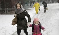 Snowstorm: NY Schools Likely to Close on Tuesday Because of Major Snowstorm