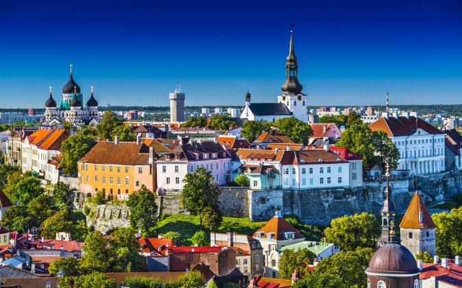Tallinn, Estonia via Shutterstock*