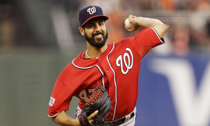 Could Gio Gonzalez be a Yankee in 2015? (Ezra Shaw/Getty Images)