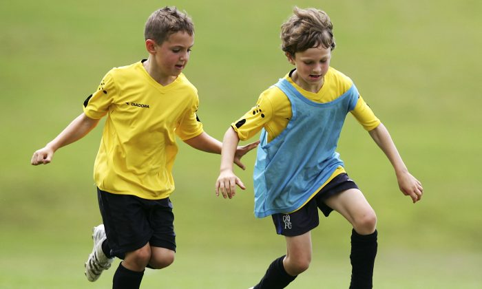 More opportunities need to be given for young kids to play football. (Brendon Thorne/Getty Images)