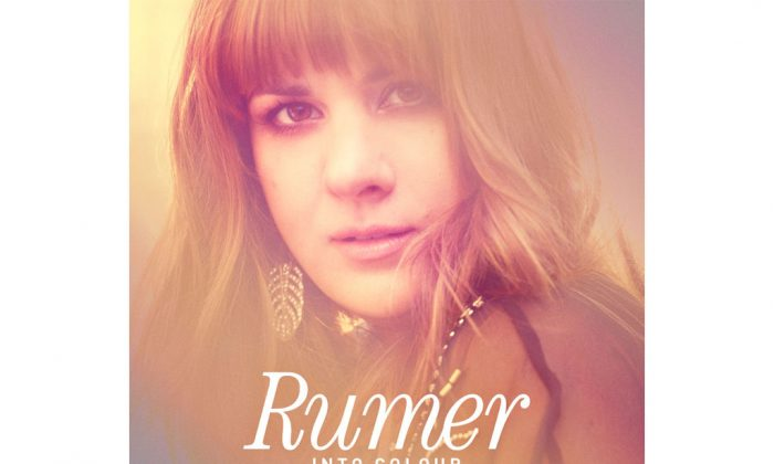 The cover of Rumer's album 'Into Colour.' (Atlantic)