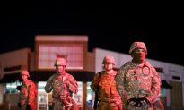 Added National Guard Troops Contain Damage in Ferguson