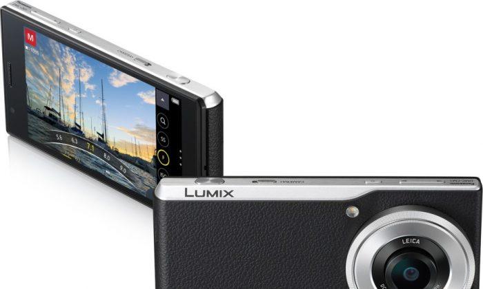 Panasonic Lumix CM1. (Panasonic)