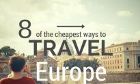 How to Travel as Inexpensively as Possible