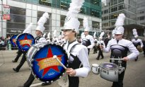 Macy's Parade Marching Bands: Love, Music, and Thankfulness
