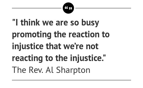 Article Quote: From Ferguson to New York City: The Public Responds to Police-Involved Deaths
