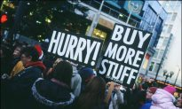 An American Gift to the UK: The Black Friday Consumer Splurge