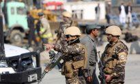 Taliban Attacks Diplomatic Convoy in Afghan Capital; Five Killed