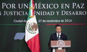 Mexico President Announces Anti-Crime Crackdown