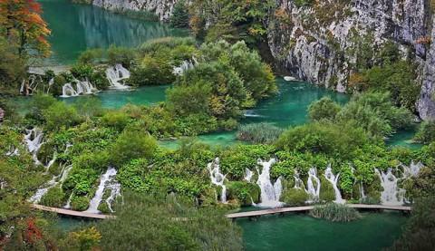 Plitvice Lakes, Croatia (Stephen Schreck, Backpackers Tale)