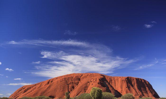Uluru via Shutterstock*