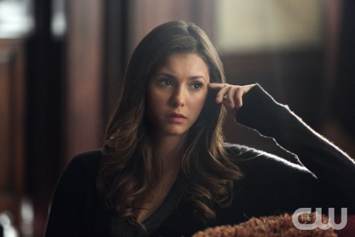 Nina Dobrev in The Vampire Diaries season 6. (Annette Brown/The CW)