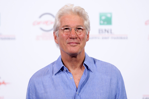 Richard Gere attends the 'Time Out of Mind' Photocall during the 9th Rome Film Festival at Auditorium Parco Della Musica on October 19, 2014 in Rome, Italy. (Photo by Vittorio Zunino Celotto/Getty Images)