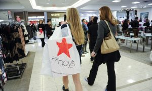 NYC Black Friday 2014: Hats from Urban Outfitters, boots from Macy's
