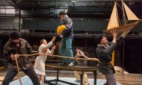 Theater Review: 'Pericles, Prince of Tyre'