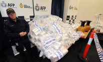 Australian Police Find Nearly 3 Tons of Drugs During Bust