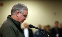Missouri Gov. Jay Nixon Warns of Depleting Funds for Emergency Response