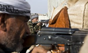 Islamic State Attacks Kobani From Turkey