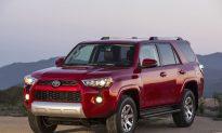 Toyota 4Runner Refined, but Still Capable