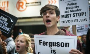 NYC High School Students Risk Suspension and Arrests to Protest Ferguson (+Photos)