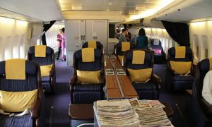 What to Know About Business Class Seats