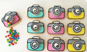 These Adorable Camera-Shaped Cookies Couldn't Be More Photogenic