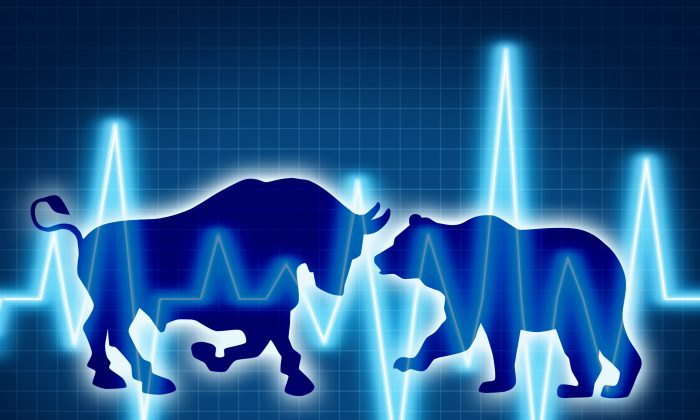 Stocks and bonds can move in different ways during a year necessitating a review to see if investment objectives are still being met. (Fotolia)