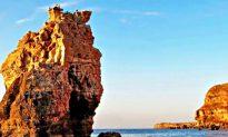 Surprises of the Northern Black Sea Coast