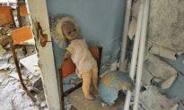Pripyat (near Chernobyl) Ukraine—Ghost Town