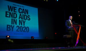 World AIDS Day: New York Seeks to End Epidemic by 2020