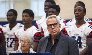 New York Giants's Steve Tisch Gives $1.2M to NYC High School Football