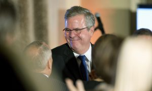 Eyeing 2016, Jeb Bush Talks Foreign Policy