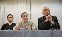 Occupy Central Leaders 'Arrested' and Let Off for Hong Kong Protests