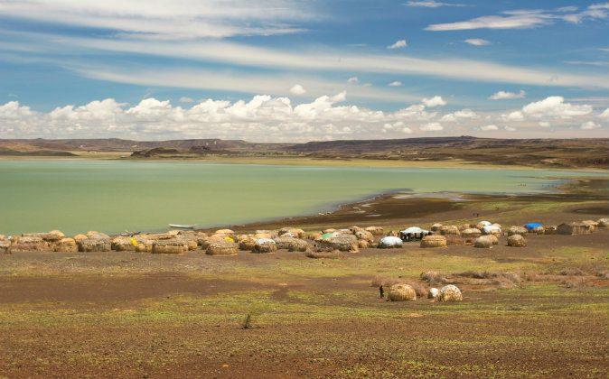 Turkana Village, Kenya via Shutterstock*