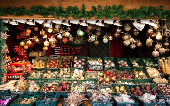 Christmas decoration via Shutterstock*