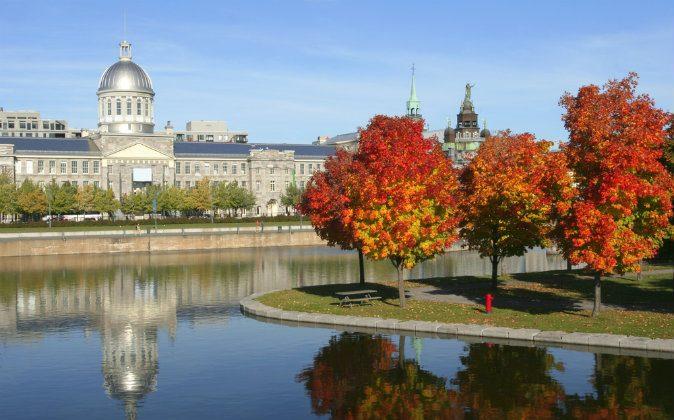 Marche Bonsecours, Montreal via Shutterstock*
