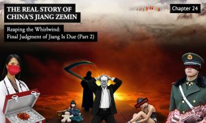 Anything for Power: The Real Story of China's Jiang Zemin – Chapter 24 & Epilogue