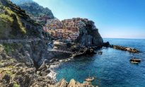 The Colorful World of Cinque Terre