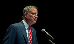 New York City Mayor Issues Statement Regarding Eric Garner Grand Jury Decision