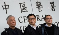Hong Kong: Occupy Central Founders Surrender to Police