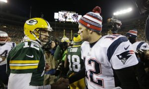 NFL Power Rankings for Week 14: Packers, Patriots On Top