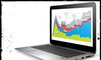HP Presents New Thin, Light Business Notebooks