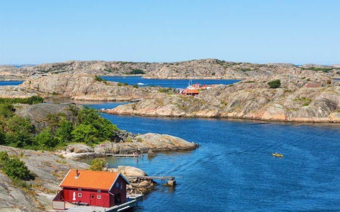 Swedish west coast via Shutterstock*