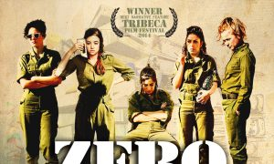 Film Review: 'Zero Motivation,' Clerical War Stories