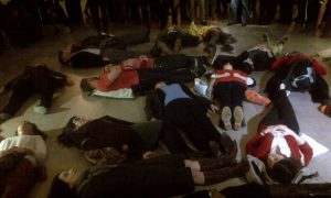 New Yorkers Protest Eric Garner Grand Jury Decision