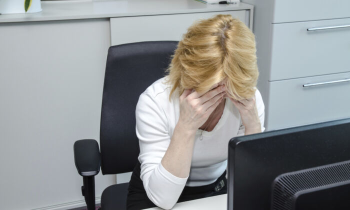 Domestic violence is widespread in Canada and negatively affects people's ability to work, according to a new report on the impacts of domestic violence in the workplace. (KatarinaGondova/iStock/Thinkstock)
